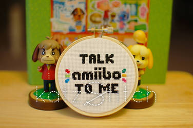 Talk amiibo To Me