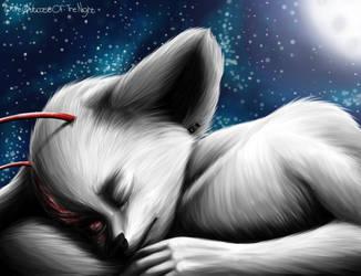 Under the stars by TheOutcastOfTheNight