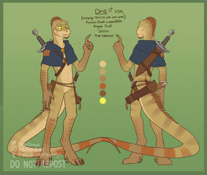 Drit Reference Sheet