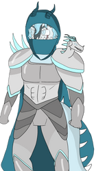 Some What Full Body: Prince Arctic by WitchyArtistGal