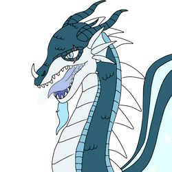Redraw: Prince Arctic's True Form by WitchyArtistGal