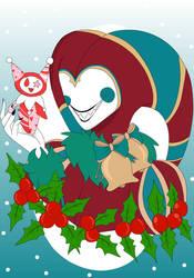 Hecking Jingle Bell Clowns