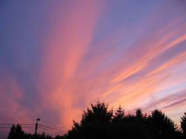 Genval's sky 02 by Zazou8