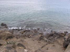 Lanzarote 2009 - Sea by Zazou8