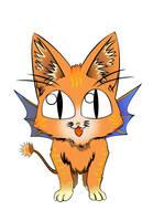 Batcat shading by Zazou8