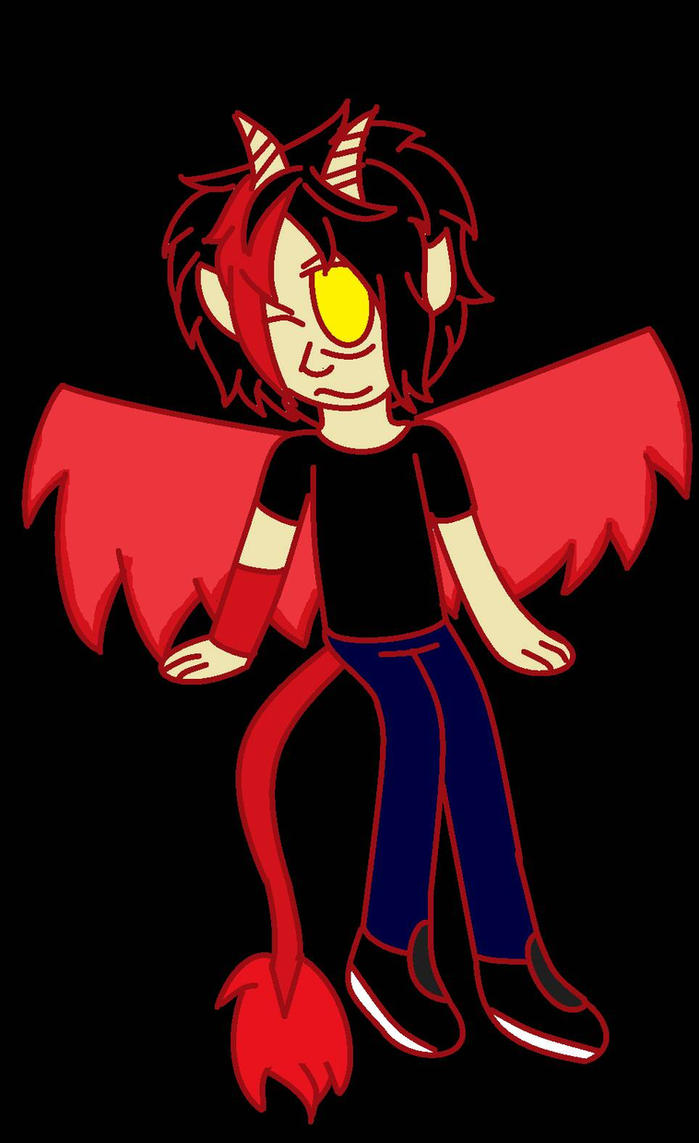REQUEST: Ifrit by VampireQueenSenpai