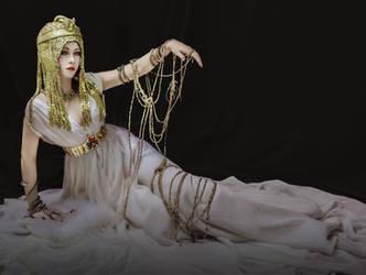 Ouke No Monshou - Queen Isis IV