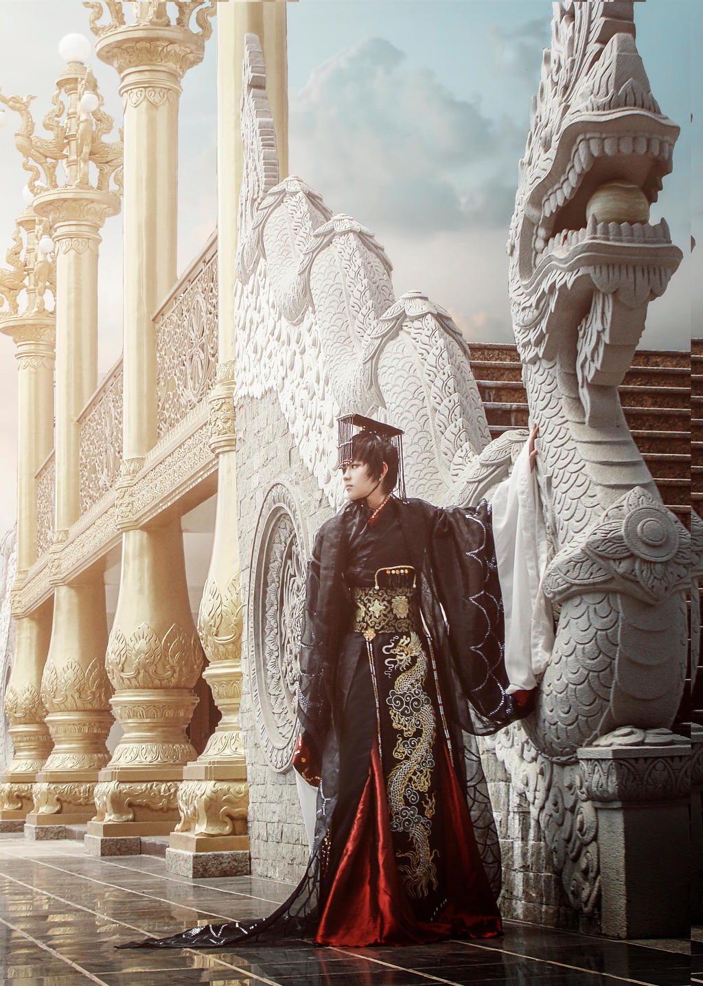 Bride of water God 9 - Habaek by chinhy-sou