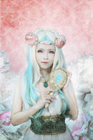 Sailor Neptune - Kaioh Michiru - Fanart by Sizh