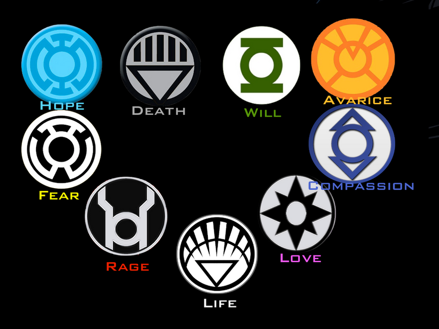 Dc Lantern Corps Wallpaper By Bobtheegg On Deviantart