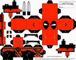 Deadpool Cubee