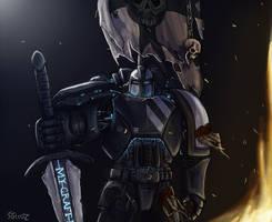 Black Templar by sarroz