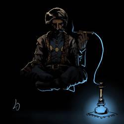 Occultist by sarroz