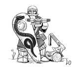 Dwarven Crossbowman