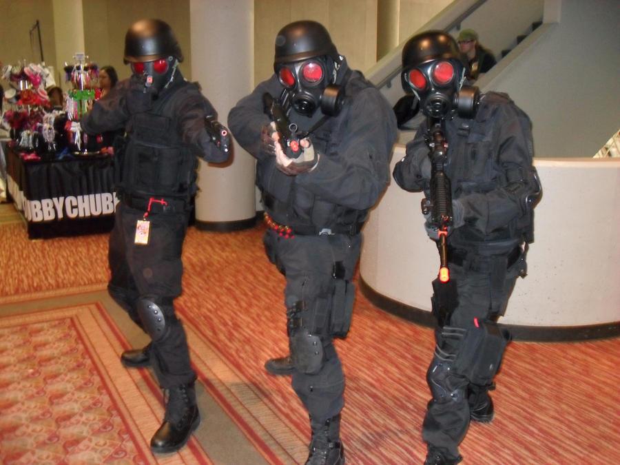 Populares Umbrella Corporation Troopers by Crazyeye72985 on DeviantArt XN66