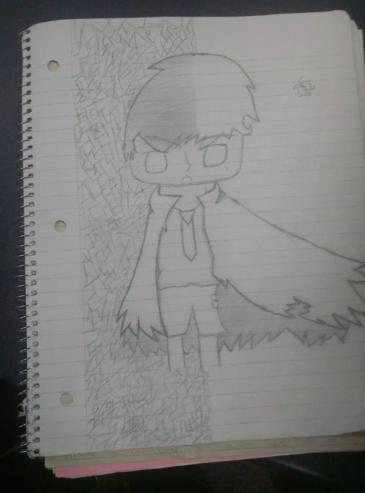 just something I drew by mindoor608