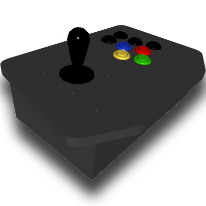 Arcade Joystick Icon | www.pixshark.com - Images Galleries ...