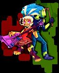 NSR: Mayday and Zuke