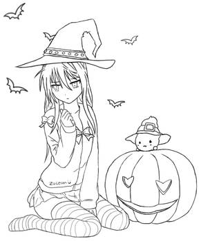 Chitoge Witch :3