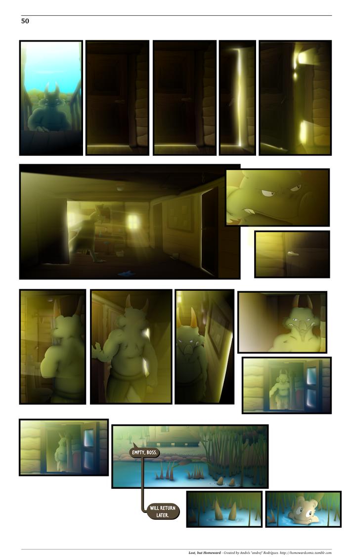 Lost, but Homeward - Page 50 by OhNoAndrej
