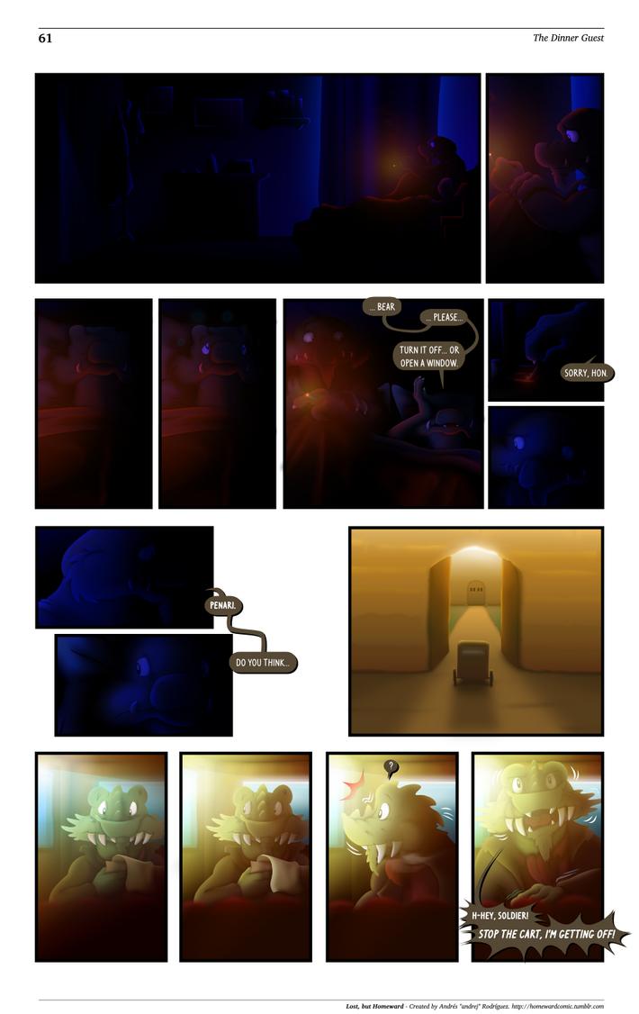 Lost, but Homeward - Page 61 by OhNoAndrej