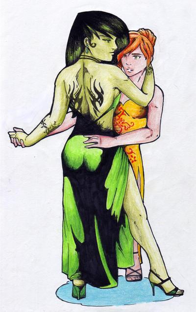 KiGo: Dance with me by ShadowOfSilent