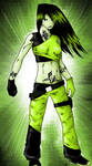 Shego's new outfit
