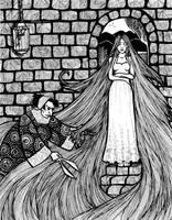 Rapunzel by Ithelda