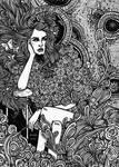 Lana Del Rey by Ithelda