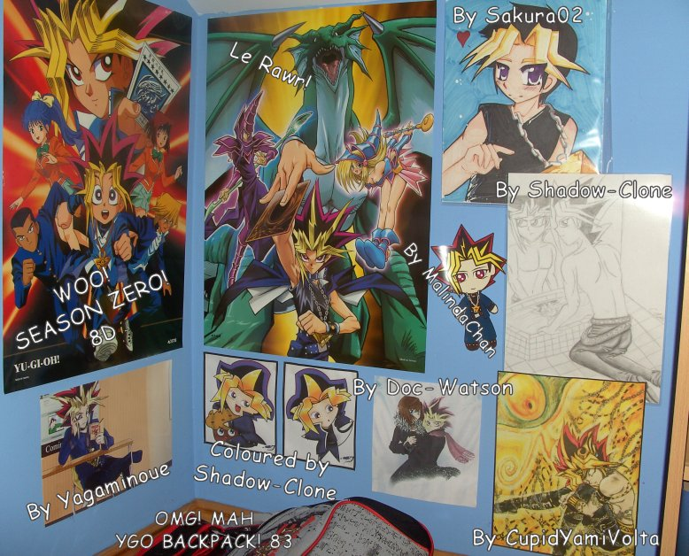 how to make a manga wall