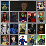 Teen Titans Season 3 Young Justice style