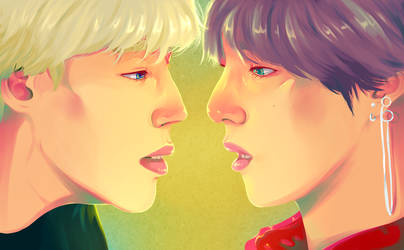 Vmin [+speedpaint] by JungTaco