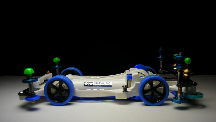 Tamiya Mini 4wd By Candlelense On Deviantart