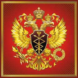 Emblem of federal bodies by Legartis