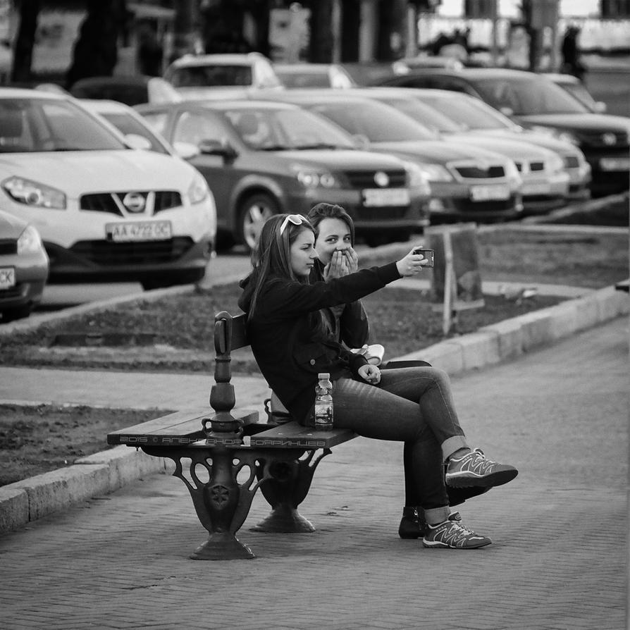 Selfie by Sanchez-B