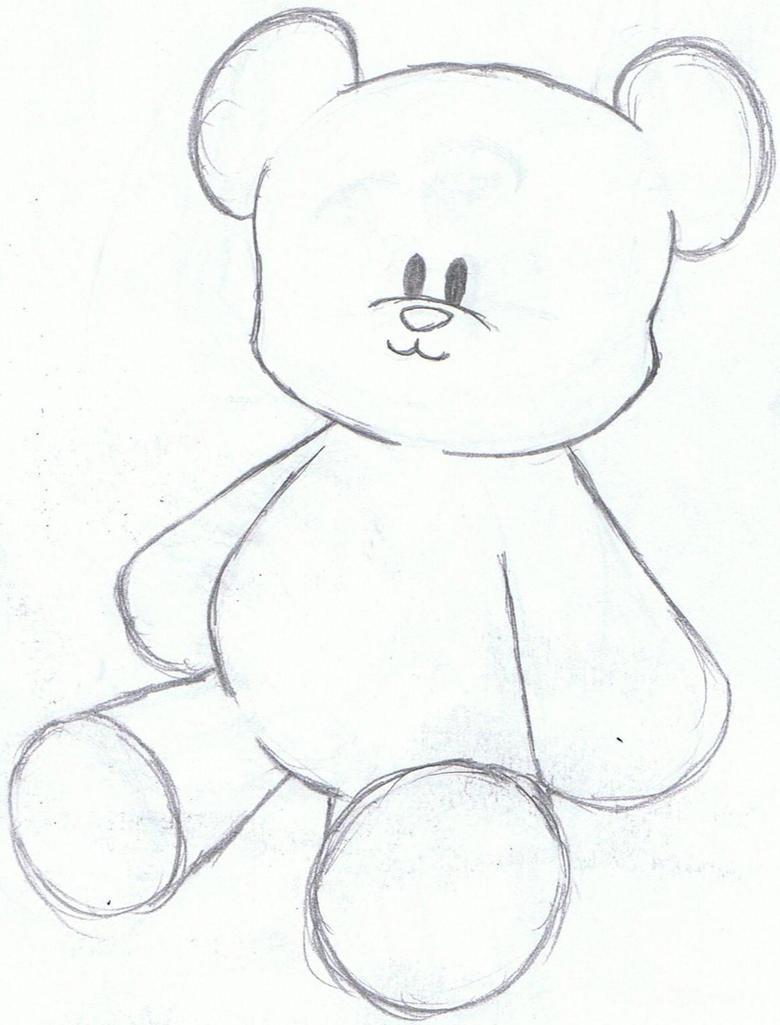 Teddy Bear Draw...