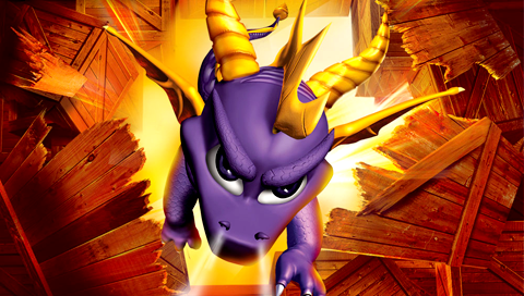 spyro the dragon 2 psp