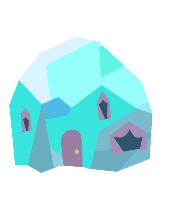 Crystal House  Free To Use By Mlp Lovecraftstudios