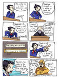 Phoenix Wright comic