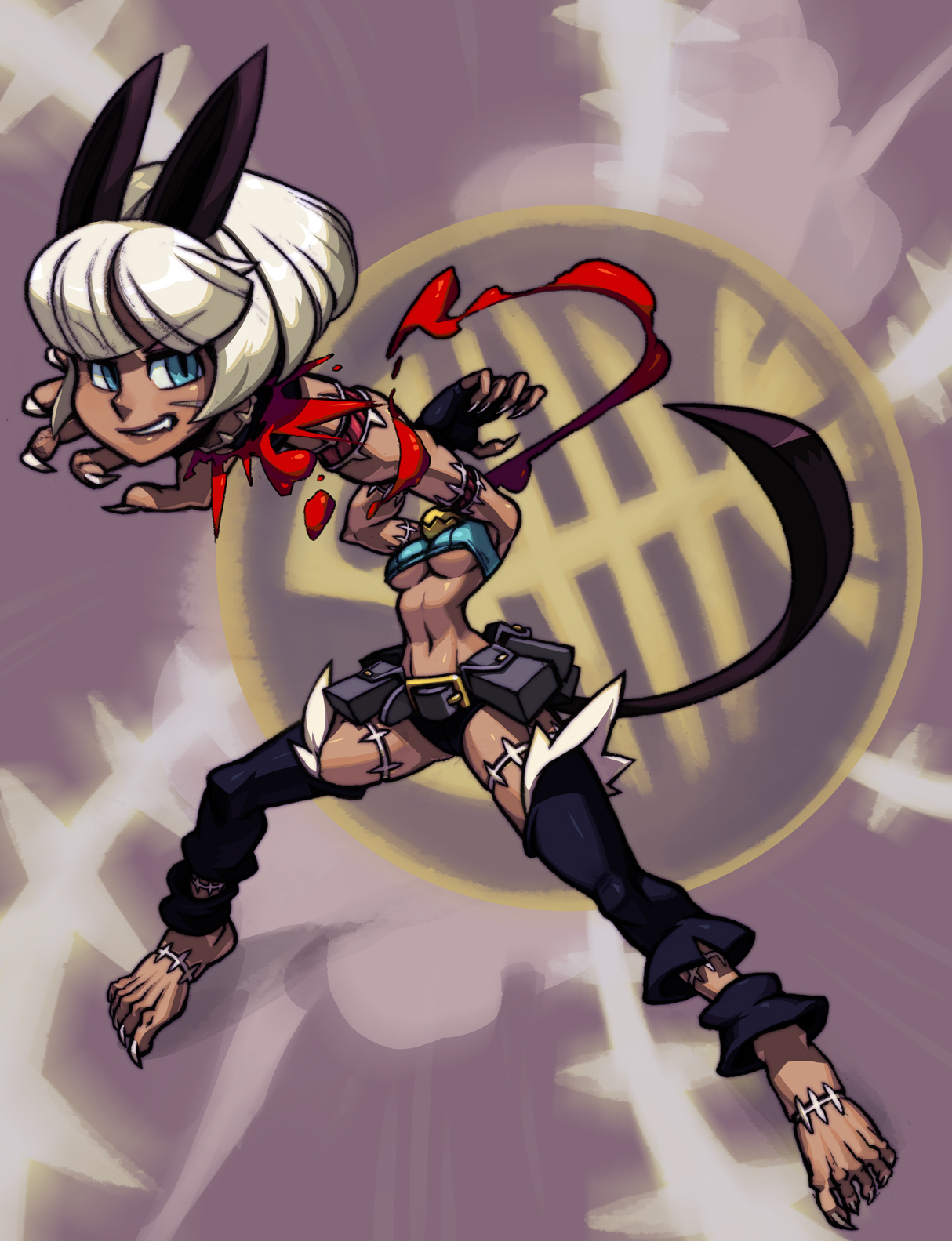 Ms. Fortune Action Portrait by oh8
