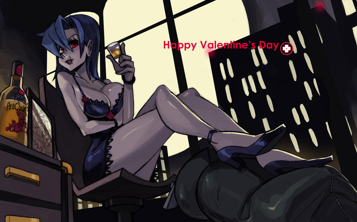 Valentine's Night by oh8