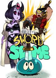 Sword Slime comic
