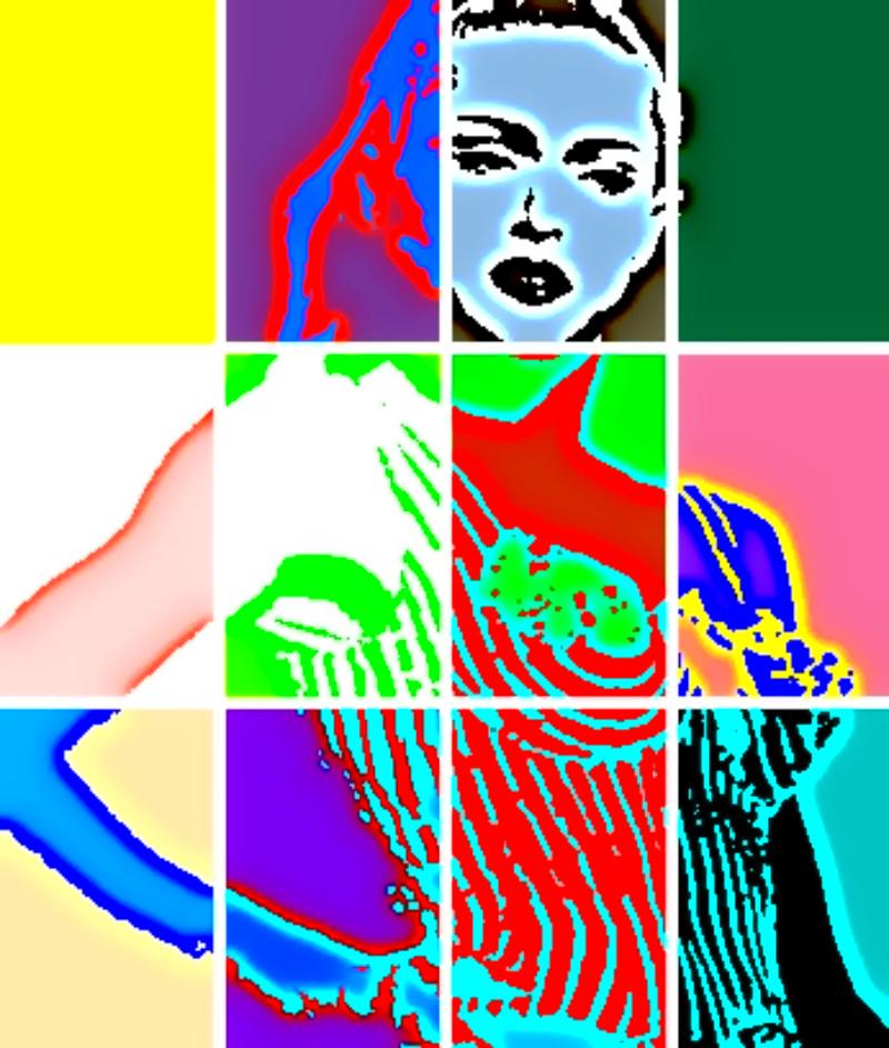 Madonna-Blonde Ambition by DiosaLuminosa