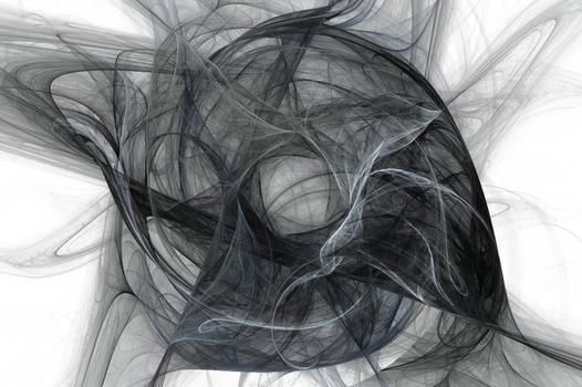 Veil of light and fog
