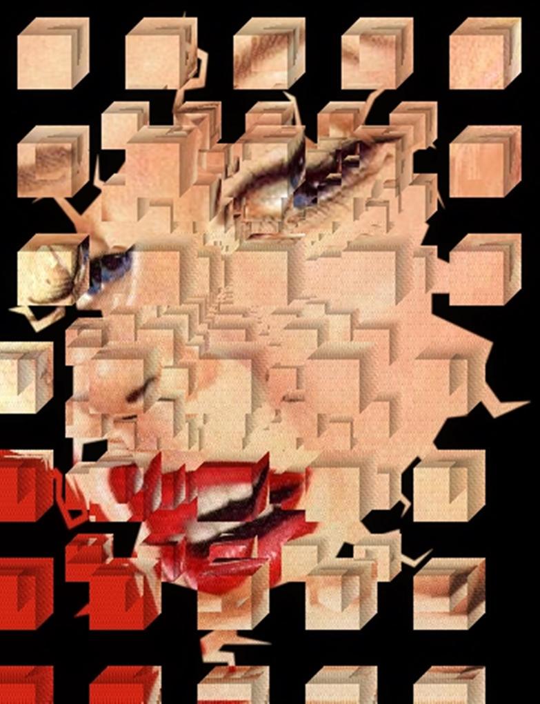 Marilyn-Cubik by DiosaLuminosa