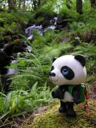 Hayao in Scotland by Estellanara