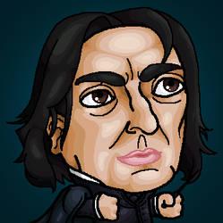 Severus Snape Fsjal by Gladssinay123