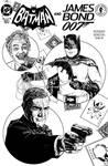 TLIID James Bond and Batman 66