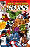 Marvel Lego world