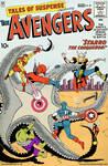 Avengers vs Starro